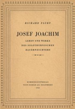 Josef Joachim